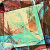 Composition Abstraite 455 van Angel Estevez thumbnail