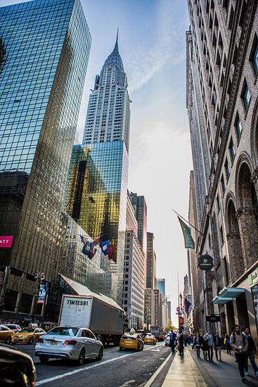Chrysler Building, New York van Maarten Egas Reparaz