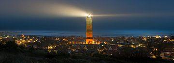 Le phare  Brandaris de Terschelling sur