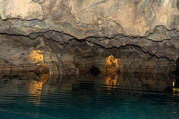 Iran: Ali-Sadr grotten (Hamedan) van Maarten Verhees