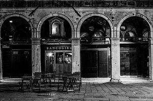 Venedig Markusplaqtz von Elke Holinski
