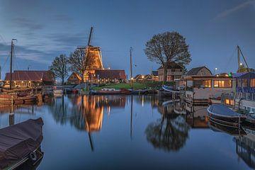 Haven van Harderwijk van Herman de Raaf