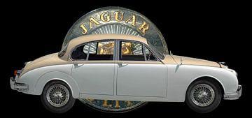 Jaguar Mark II 3.8 Litre von aRi F. Huber
