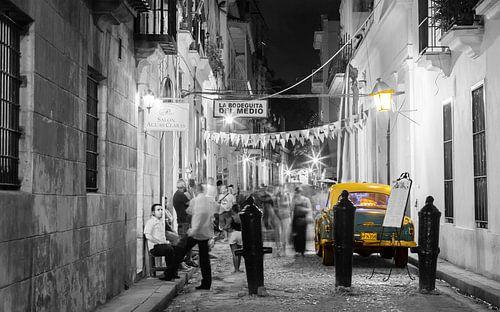 Nachtleven in Havanna