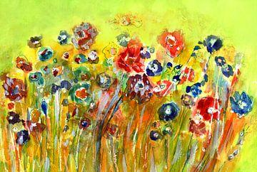 het staat in bloei van Claudia Gründler