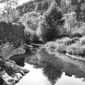 Een augustusdag in de Ardèche van Alice's Pictures