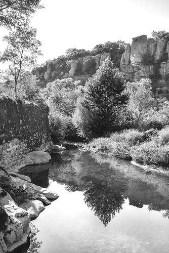 Een augustusdag in de Ardèche