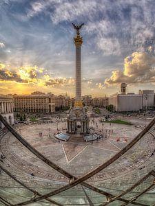 Kiev Madjan Maidan van