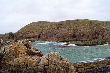 De baai heet officieel Boyeghether Bay. van Babetts Bildergalerie