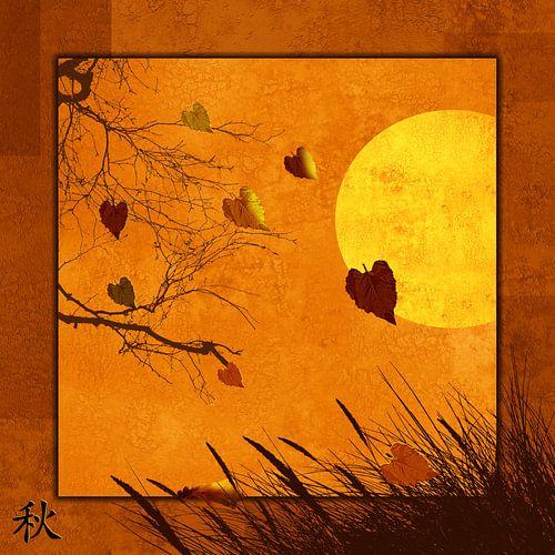 4er Serie der Jahreszeiten, 3 Herbst von