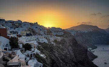 Oia, Santorini van Mario Calma