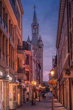 Aachener Dom von Bas Handels