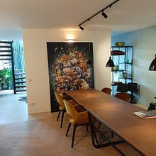 Kundenfoto: Amaranthine von Jesper Krijgsman, auf alu-dibond