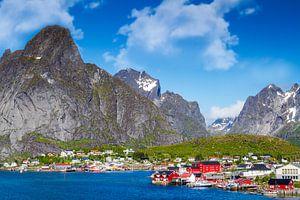 Reine Lofoten in Noorwegen