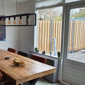 Kundenfoto: Amsterdam Abstract von Jacky Gerritsen, auf leinwand