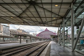 Antwerpen-Hauptbahnhof von Tilly Meijer