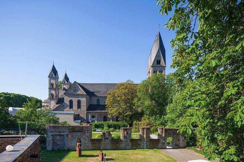 Basilika St. Kastor, Koblenz, Rheinland-Pfalz, Deutschland, Europa von Torsten Krüger
