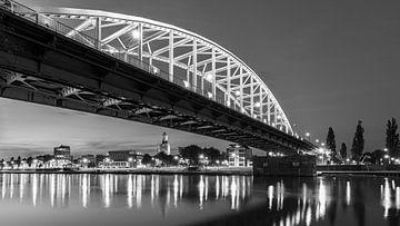 John Frostbrug Arnhem, Nederland van Henk Meijer Photography