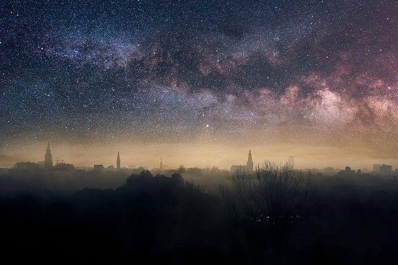The sleeping city van Elianne van Turennout