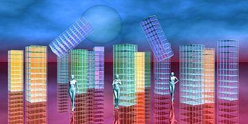 Matrix  van Isa Bild