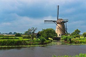 Windmills of Kinderdij