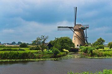 Windmills of Kinderdij sur Gunter Kirsch