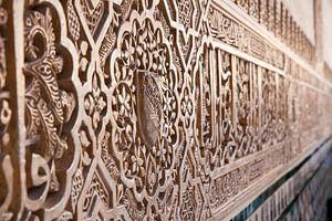 Alhambra detail van