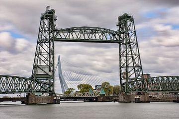 Three Bridges in Rotterdam sur Charlene van Koesveld