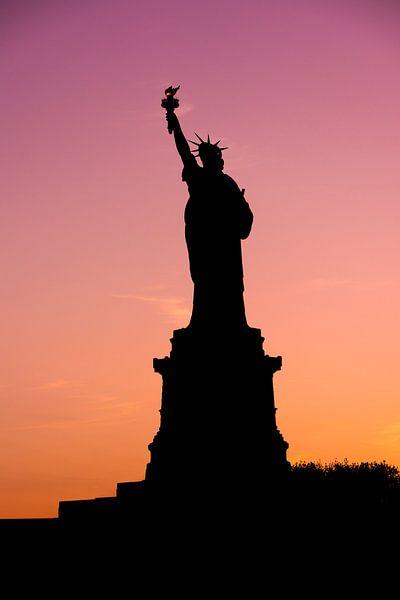 Statue of Liberty NY van Arno Wolsink