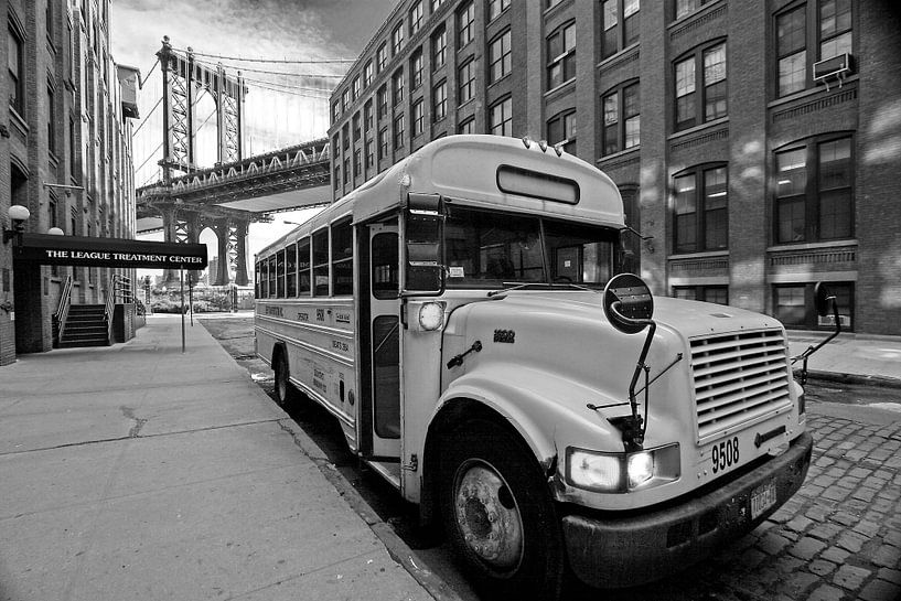 Dumbo Brooklyn     New York van Kurt Krause