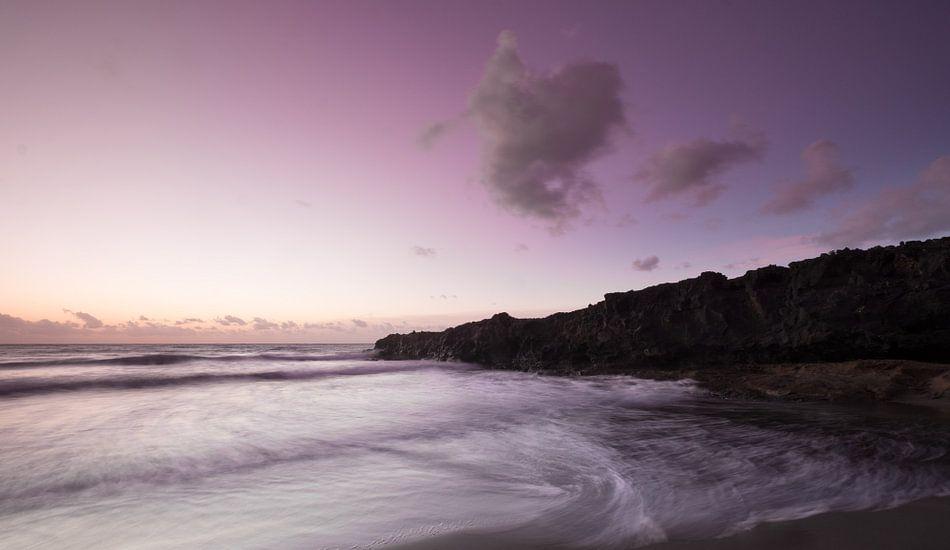 Serene zonsopgang