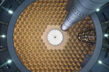 Im Inneren des Raumschiffs von Mitchell van Eijk