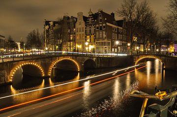 Golden Amsterdam van Kim van Driel