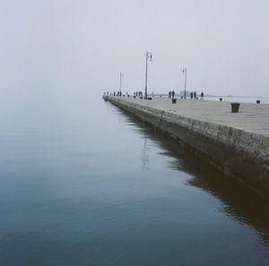 Journées nuageuses à Trieste