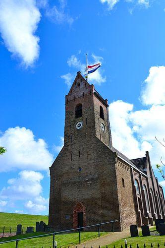 Museumkerk Wierum, opnamelocatie Hollands Hoop