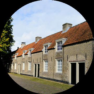 Soldatenhuisjes van Bert Beekmans