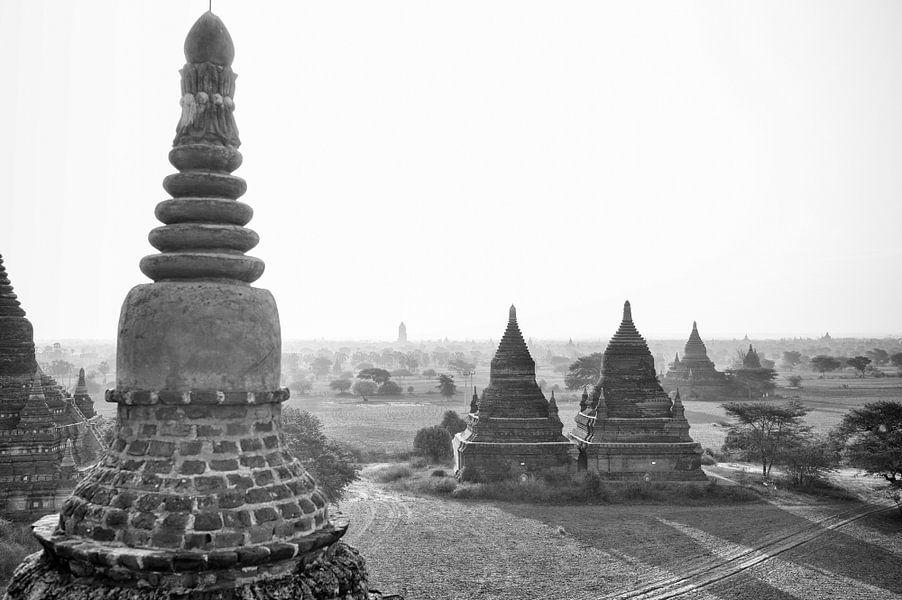 Tempels in Bagan Myanmar