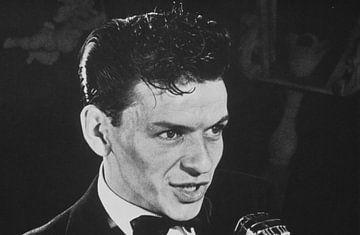Der junge Frank Sinatra von Jaap Ros