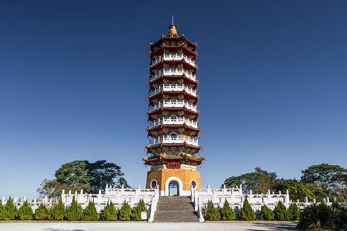 Sun Moon Lake Ci-en Pagoda
