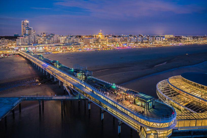Scheveningen Pier van Jeroen de Jongh