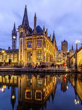 Noël atmosphérique à Gand sur Marco Schep