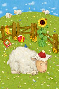 Mein lustiges Schaf Lotta