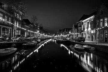 Ein Graben in Alkmaar von Buis Photography