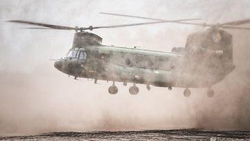 Chinook van de Koninklijke Luchtmacht