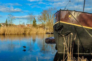 Piushaven im Winter von Freddie de Roeck