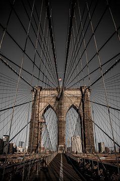 Brooklyn Bridge von Denis Feiner