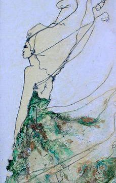 Sprung-Eleganz von Kim Rijntjes
