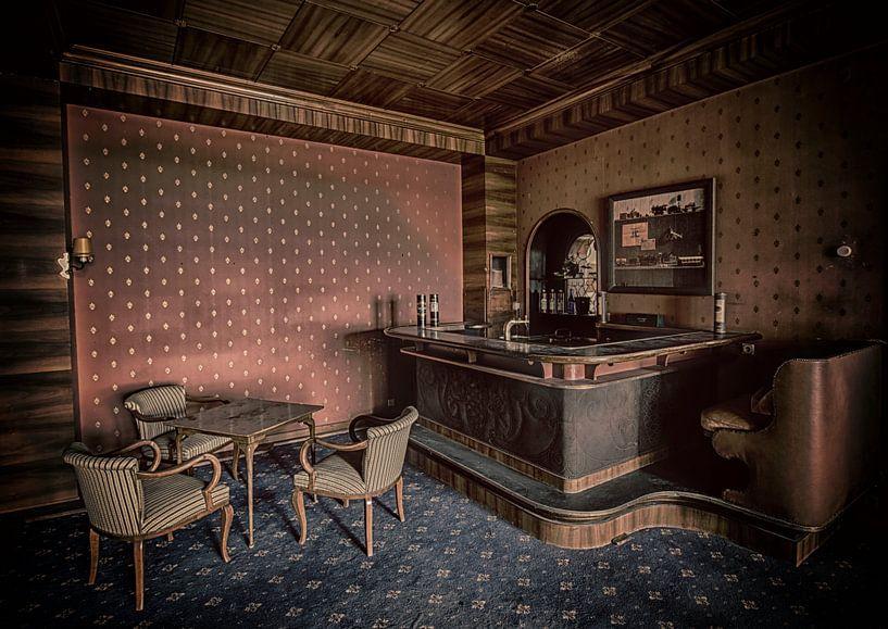 Lost Place Grand Hotel van Jens Alemann