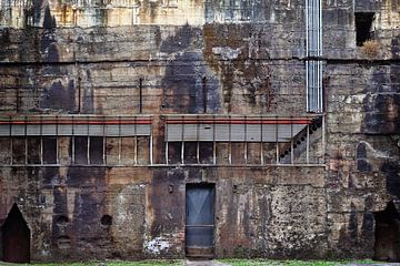 Altes Mauerwerk van