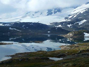 Gletscher in Norwegen van
